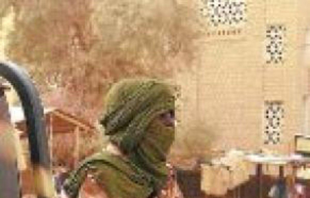 Un touareg de l'Azawad. –  AP / SIPA