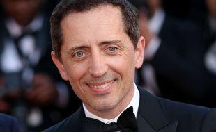 Gad Elmaleh à Cannes en 2016.