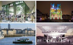 L'année 2020 à Nantes en quatre images