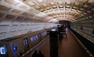 La gare d'Union Station, à Washington.