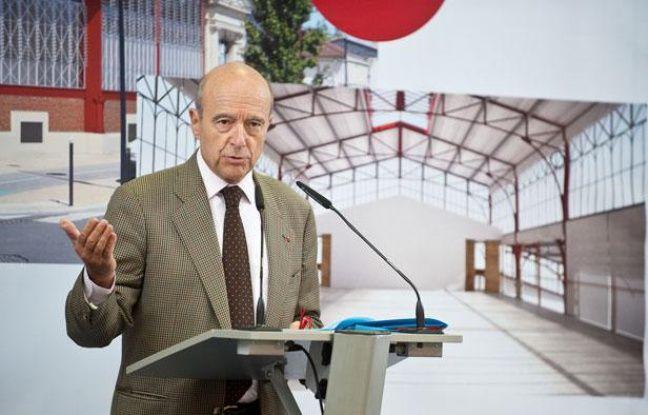 Alain Juppé, le 18 septembre 2012 à Bordeaux