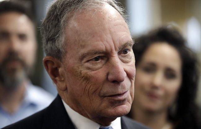 Etats-Unis: Michael Bloomberg met 100millions de dollars dans des publicités anti-Trump