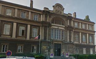 Le Palais de justice de Dunkerque