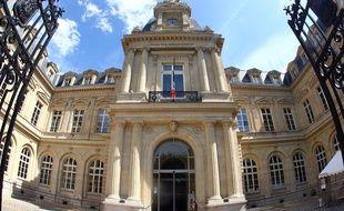 La mairie du 3e arrondissement de Paris.