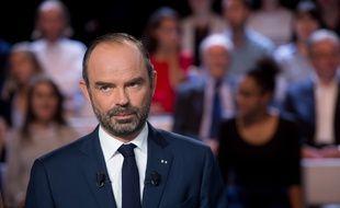 Edouard Philippe dans «L'Emission politique», le 27 septembre 2018.