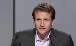 L'ex-directeur général de Canal+, Rodolphe Belmer, le 20 septembre 2012 à Paris