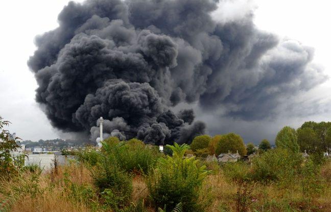 Incendie de l'usine Lubrizol à Rouen : La région Normandie va débloquer 5 millions d'euros pour les agriculteurs