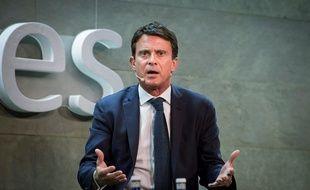 Manuel Valls, le 13 novembre 2018 à Barcelone.