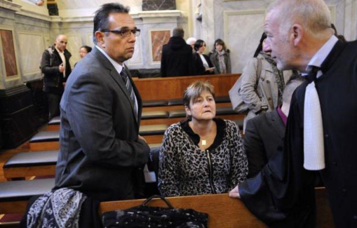 La cour d'assises des mineurs des Pyrénées-Atlantiques a condamné vendredi S., 21 ans, à quinze ans de réclusion pour le meurtre de Jérémy Censier, tué dans une bagarre de village en 2009 à l'âge de 19 ans, considérant qu'il lui avait volontairement donné la mort. – Luke Laissac afp.com