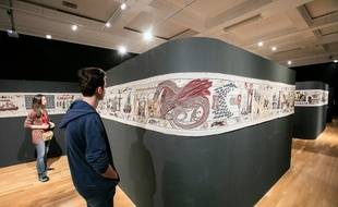 La tapisserie de « Game of Thrones » reprend la forme et l'esthétique de celle de Bayeux.