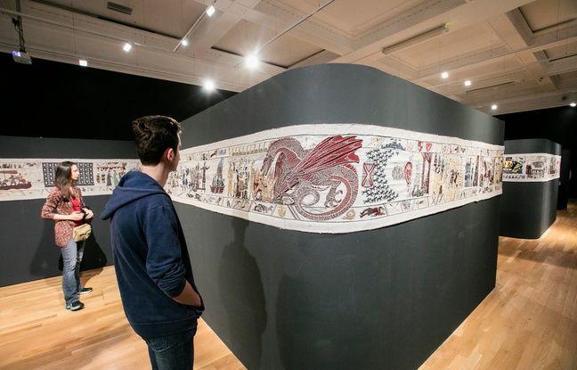 La tapisserie de «Game of Thrones» reprend la forme et l'esthétique de celle de Bayeux.