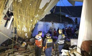 Au moins 15 personnes ont été tuées par un torrent de boue dans un hôtel situé à Abancay, au Pérou.