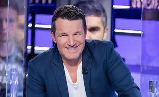 Benjamin Castaldi sur le plateau de « Touche pas à mon poste »