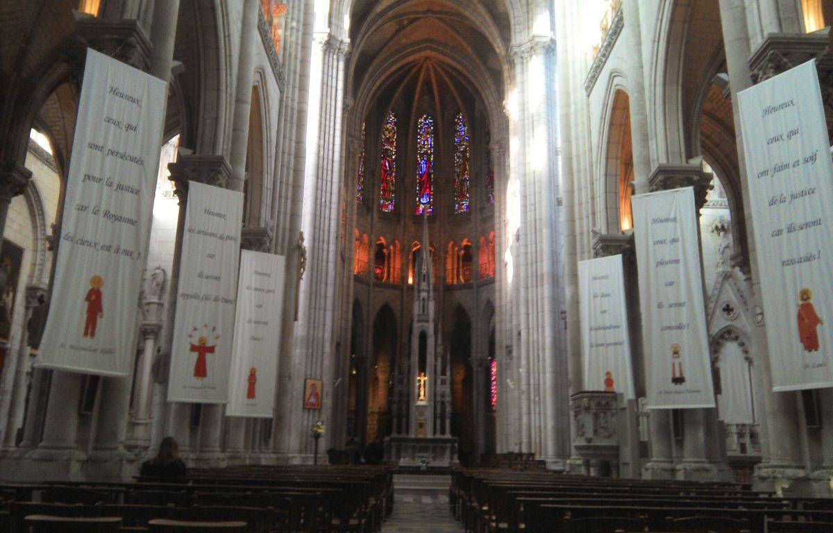 L'église Saint-Nicolas à Nantes. – F. Brenon / 20 MInutes