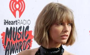 Taylor Swift aux iHeartRadio Music Awards