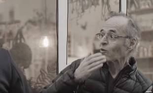 Jean-Jacques Goldman dans le clip de Patrick Fiori.