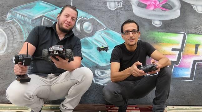 Le premier bar à drones de France va ouvrir à Rennes
