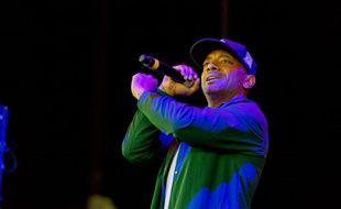 Le rappeur Prodigy