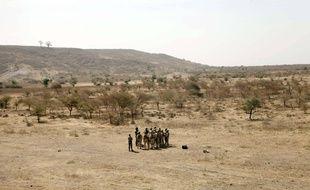 Des militaires burkinabés s'entraînent au Sénégal (Illustration).