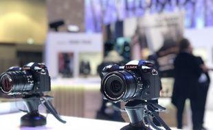 Le nouveau Panasonic Lumix G9, dévoilé en exclusivité mondiale au Salon de la Photo 2017.