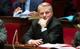 Le Premier ministre Jean-Marc Ayrault à l'Assemblée, le 18 février 2014.