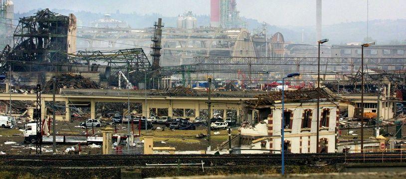 Le 21 septembre 2001, l'usine AZF explosait, à Toulouse.