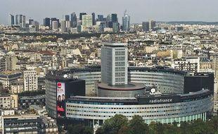 Les salariés de Radio France sont en grève depuis lundi.