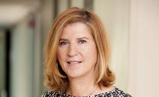 Dana Hastier, directrice de France 3 jusqu'en septembre 2018