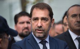 Christophe Castaner, ministre de l'Intérieur, le 25 octobre 2018.