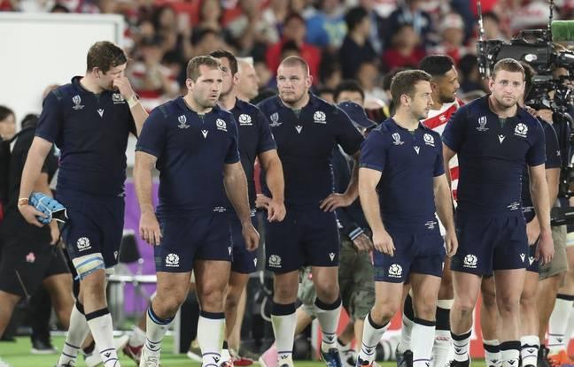 Coupe du monde: L'Ecosse punie pour son coup de pression sur World Rugby lors du typhon Hagibis