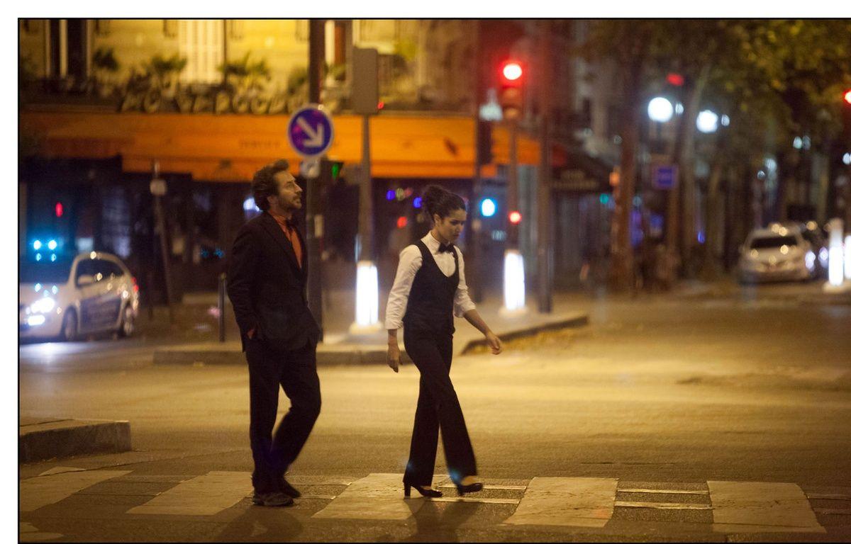 Edouard Baer et Sabrina Ouazani dans Ouvert la nuit d'Edouard Baer – Pascal Chantier/Le Pacte
