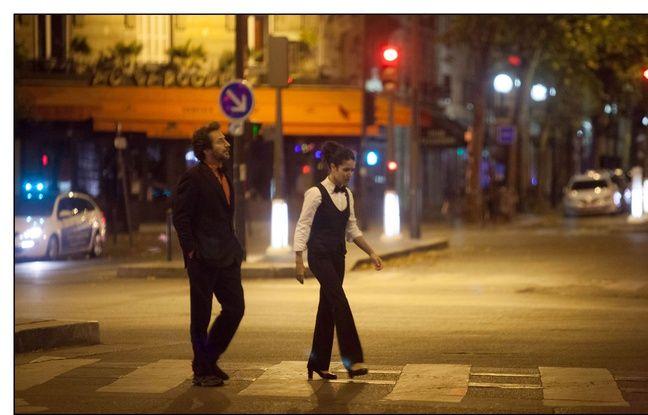 Edouard Baer et Sabrina Ouazani dans Ouvert la nuit d'Edouard Baer