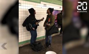 Ces deux musiciens chantent vraiment comme les Beatles - Le Rewind