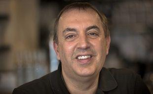 Jean-Marc Morandini à Paris en mai 2016