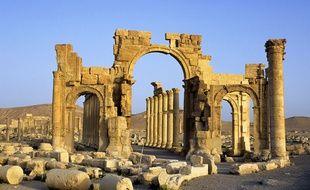 La cité de Palmyre