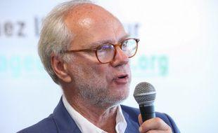 Laurent Joffrin s'en va en politique