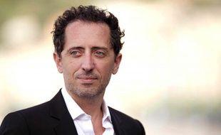 Gad Elmaleh au Festival du Film de SanSebastien le 27 septembre 2012.
