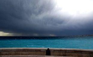 Le passage de la tempête Zeus