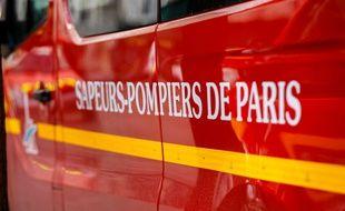 Un échafaudage s'est effondré à Paris