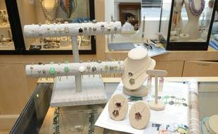 Les créations de la bijouterie Jemma Wynne, illustration