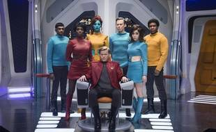 «Black Mirror», saison 2, USS Callister