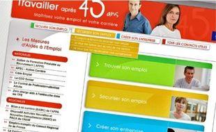 Le site travaillerapres45ans.fr propose de nombreux conseils aux seniors.