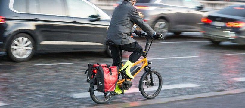 Depuis le début de l'année, les accidents de vélo ont fortement augmenté