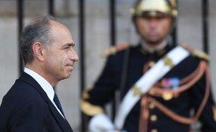 Paris, le 30 septembre 2019. Blanchi lors de l'instruction, Jean-François Copé est toujours ennuyé par une affaire de contrat de prêt passé en marge de l'affaire Bygmalion.