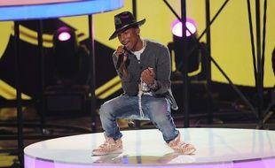Pharrell Williams, le 1er mai 2014, à Los Angeles.