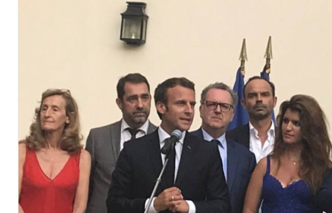 Affaire Benalla: «Le seul responsable, c'est moi et moi seul» s'accuse Emmanuel Macron devant les députés de sa majorité
