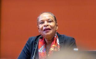 Christiane Taubira, le 11 mars 2017, à Lyon.