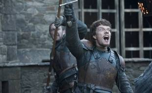 Alfie Allen incarne Theon Greyjoy dans la série «Game of Thrones».