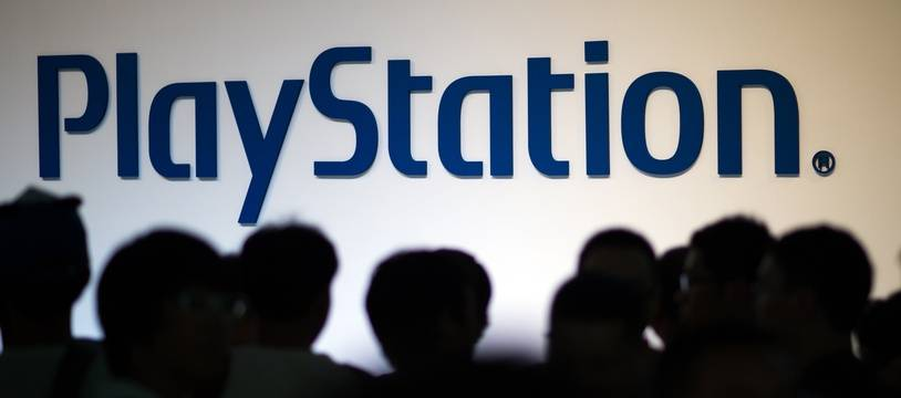 Un stand Sony PlayStation, à Shanghai, le 31 juillet 2014.