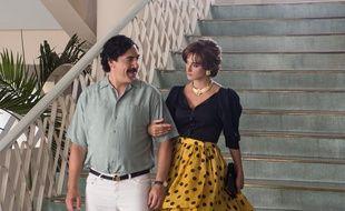 Javier Bardem et Penélope Cruz dans Escobar de Fernando Léon de Aranoa